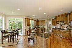 Kitchen-Pine Creek Lot 12-5061B