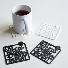 Free 3D object eat sleep 3d Print repeat, LordTailor