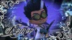 Romeo Pj Masks, Evil Geniuses, Baby Birthday, Anime, Anime Shows, Anime Music, Animation