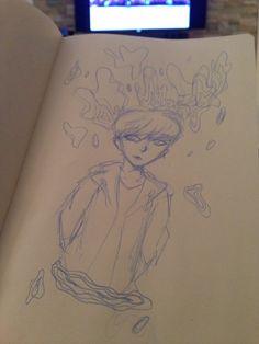 Wait I drew a male character?!?