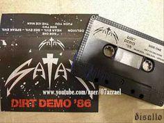 Satan (Uk) - Dirt Demo RARE('86) Part One