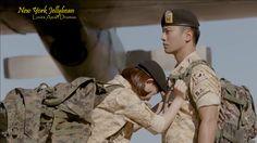 Kim Ji-Won 김지원 as Yoon Myeong-Joo & Jin Goo 진구 as Seo Dae-Young ~ Episode 04
