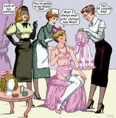 HugoBlack: The World of Prissy Sissy