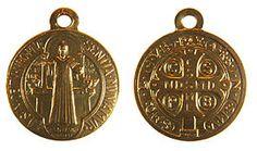 Saint Benedict Medal - Wikipedia, the free encyclopedia