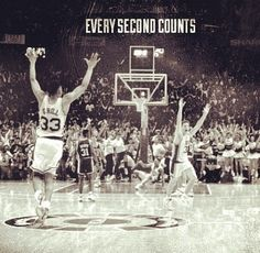 Every second counts! Duke BB