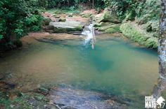 Lago de Cristal de Paranapiacaba