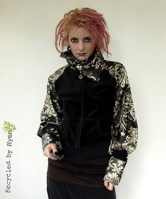 Myriapode - Winter 2011 Collection | by Recycled by Hyena