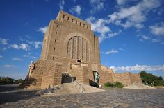 25 Reasons Why I'm Going to Visit South Africa!Voortrekker Monument: can be found along the capital of Pretoria on Monument Hill.was constructed strictly out of granite as tribute to the Voortrekker pioneers. Gatlinburg Attractions, Visit South Africa, Port Elizabeth, Pretoria, Picnic Area, Africa Travel, Heritage Site, Beautiful Beaches, Monument Valley