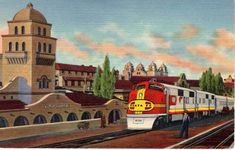Samantha Clark blogs about why she likes train travel with Amtrak.