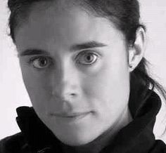 EDURNE PASABAN, female Basque mountaineer. The first woman who did all 14 highest summits. INSPIRATION.