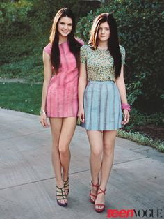 Kendall & Kylie <3