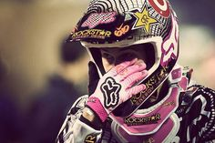Throwback to the ROCKSTAR days and he is rockin that Pink gear ♥
