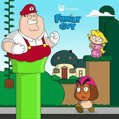 Mario Family Guy 1000+ images about Gam...