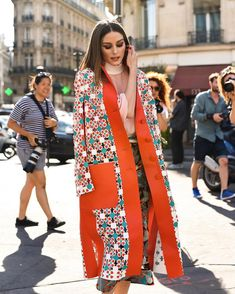 Olivia Palermo at Paris Haute Couture Fashion Week Olivia Palermo Outfit, Estilo Olivia Palermo, Olivia Palermo Lookbook, Olivia Palermo Style, Street Style, Haute Couture Fashion, Look Chic, Fashion Pictures, Timeless Fashion