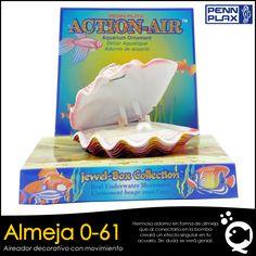 Almeja 0-61 Penn Plax. De venta en Aquatic Shop Acuario.