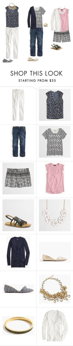 """""""Ideas"""" by jsodders ❤ liked on Polyvore featuring J.Crew"""