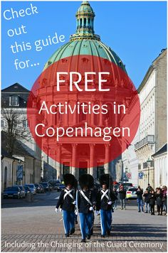 Looking for a guide to Copenhagen? This guide includes the best of Denmark's capital city... including free activities around the city!