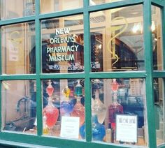 6) New Orleans Pharmacy Museum, 514 Chartres St.