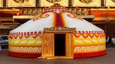 Mongolian Ger, World Cultures, Building Design, Glamping, Habitats, Countryside, Tent, Art Gallery, Sweet Home