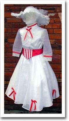 Mary Poppins Jolly Holiday Costume  by Miss Em Custom Costumes