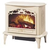 Found it at Wayfair - Celeste 400 Square Foot Electric Stove