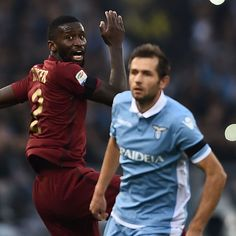 Lazio's Lulic apologises for racist insult after derby against Roma