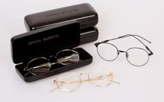 TOULOUSE Iron Glasses Women Men Reading Eyeglasses Vintage Retro Fashion Eyewear #bdEYEWEAR