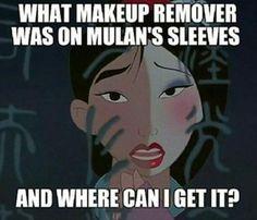 New funny memes humor disney movies ideas Really Funny Memes, Stupid Funny Memes, Funny Relatable Memes, Haha Funny, Funny Humor, Funny Makeup Memes, Funny Stuff, Top Funny, Funny Laugh