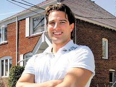 "Scott McGillivray [Host, HGTV's ""Income Property""]"