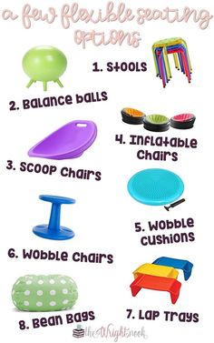 Have you been thinking about flexible seating? Here is some information on it. Perfect for any classroom!