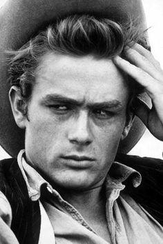 James Dean, how do you manage to pull off sexy when you're grumpy??