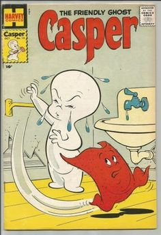 14-1959-vg-Harvey-The-Friendly-Ghost-CASPER-comic-book