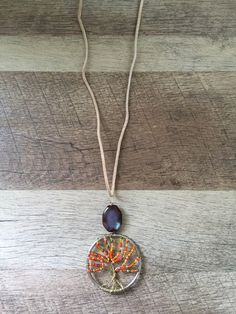 A personal favorite from my Etsy shop https://www.etsy.com/listing/472174041/autumnfall-gold-wire-wrapped-tree-of