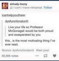 Motivational words!