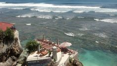 Catching my breath while taking this pic.. - Bluepoint Beach Uluwatu, Bali.
