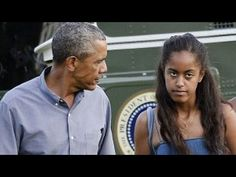 *LEAKED AUDIO* Barack & Michelle Obama Calls Malia After Watching Her *TWERK* On Stage - YouTube