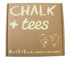 Chalk and tees box