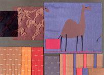 BROCHIER Cammello, Ucciardone, Dieci, Bruce, Riga Piccola, Raso and Reps fabrics