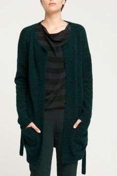 Shelter cardigan STANS