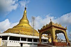 The Global Vipassana Pagoda