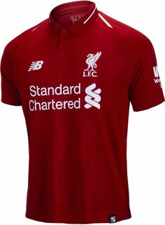 03236e196b0 Liverpool Jersey and Apparel - Free Shipping - SoccerPro.com