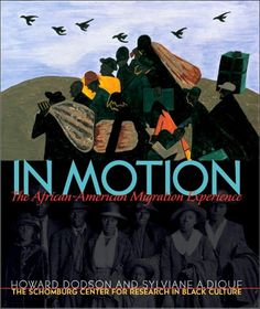 In Motion by HOWARD DODSON and SYLVIANE A. DIOUE Although the Atlantic slave trade has created an enduring image of black people as transported commodities, and is usually considered the single element in the construction of the African Diaspora, it is centuries of additional migrations that have given shape to the nation we know today.
