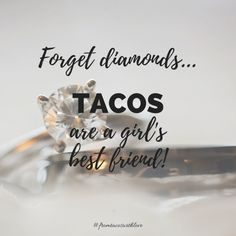 Find your taco inspiration here with these 10 taco memes. Laugh, cry, eat more tacos. As the meme implies, taco memes are better than therapy. Tuesday Humor, Taco Tuesday, Tuesday Greetings, Taco Love, Taco Humor, Funny Art, Program Design, Girls Best Friend, Party Themes