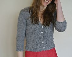 Ravelry: Project Gallery for Marion pattern by Andi Satterlund