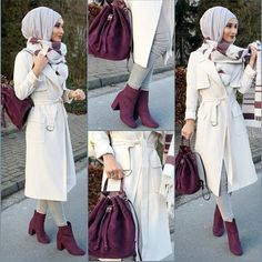 Image may contain: 2 people, people standing Hijab Dress Party, Hijab Style Dress, Modest Fashion Hijab, Hijab Chic, Hijab Outfit, Muslim Fashion, Fashion Outfits, Aesthetic Grunge Outfit, Modele Hijab