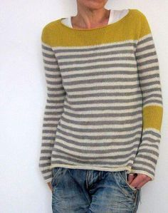 I love how simple, classic, and cozy this sweater looks!