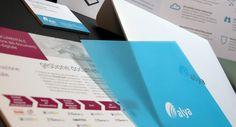 Restyling logo e corporate identity per Alya software web agency Imola
