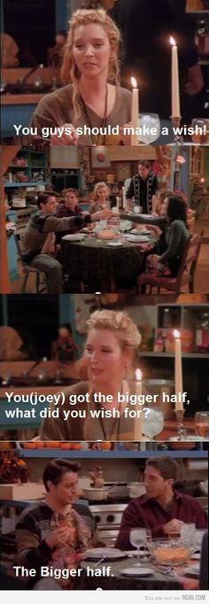 Just joey.