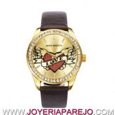 Reloj Exclusivo,  Mark Maddox Mujer Enamorados MC3021-27 San Valentín 2015, el regalo perfecto!! Cómpralo aquí: https://www.joyeriaparejo.com/Reloj-Mark-Maddox-Mujer-Enamorados-MC3021-27-San-Valent%C3%ADn-2015 #enamorados #sanvalentin #regalo #14febrero #moda #tendencia #markmaddox #viceroy #love #reloj