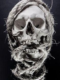 Dark Artwork, Dark Art Drawings, Goblin Art, Skull Rose Tattoos, Skull Reference, Skull Sketch, Blackout Tattoo, Creepy Tattoos, Skull Pictures